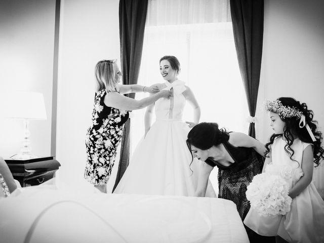Il matrimonio di Gloria e Antonio a Vallelunga Pratameno, Caltanissetta 23