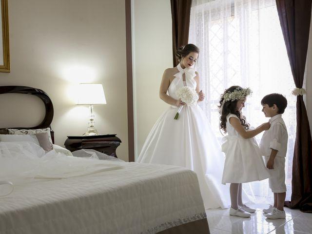 Il matrimonio di Gloria e Antonio a Vallelunga Pratameno, Caltanissetta 32