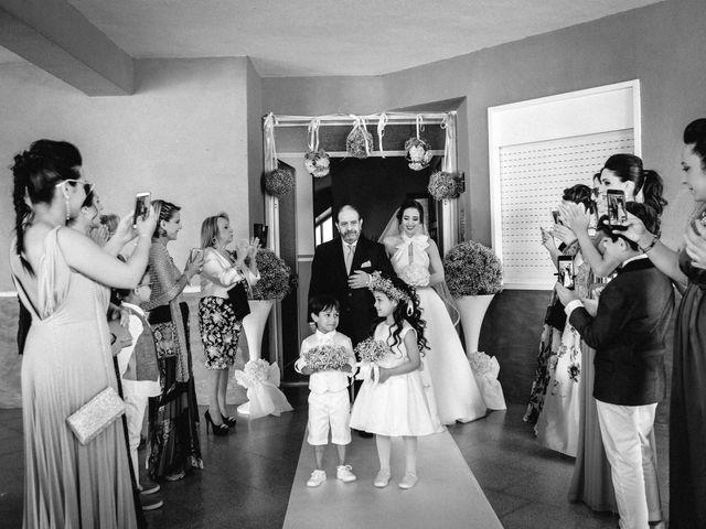 Il matrimonio di Gloria e Antonio a Vallelunga Pratameno, Caltanissetta 40