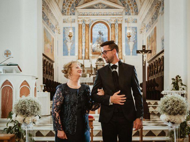 Il matrimonio di Gloria e Antonio a Vallelunga Pratameno, Caltanissetta 41