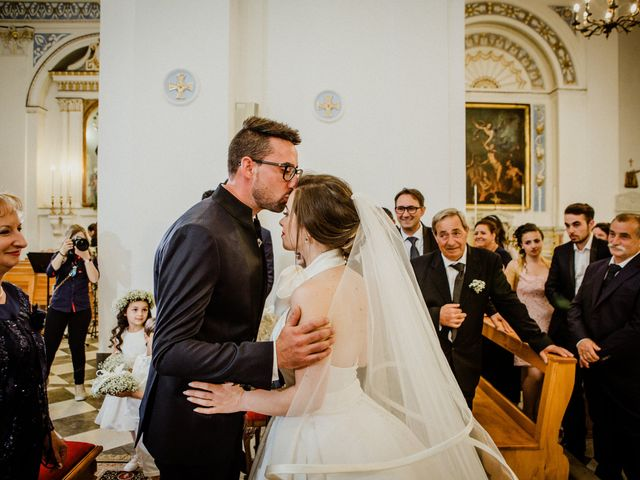 Il matrimonio di Gloria e Antonio a Vallelunga Pratameno, Caltanissetta 45