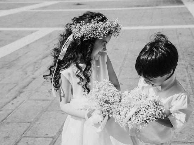 Il matrimonio di Gloria e Antonio a Vallelunga Pratameno, Caltanissetta 46