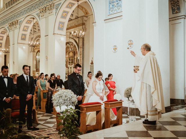 Il matrimonio di Gloria e Antonio a Vallelunga Pratameno, Caltanissetta 47