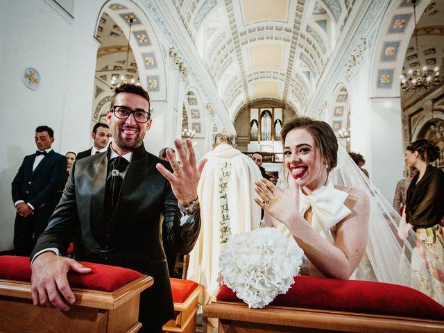 Il matrimonio di Gloria e Antonio a Vallelunga Pratameno, Caltanissetta 49