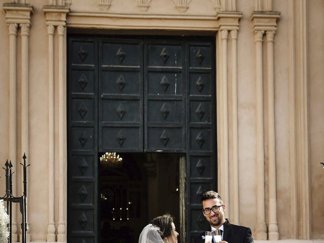 Il matrimonio di Gloria e Antonio a Vallelunga Pratameno, Caltanissetta 50