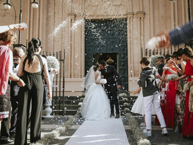 Il matrimonio di Gloria e Antonio a Vallelunga Pratameno, Caltanissetta 51