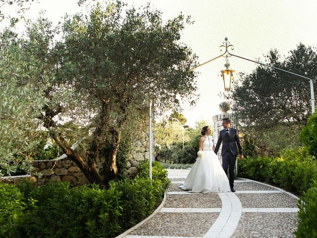 Il matrimonio di Gloria e Antonio a Vallelunga Pratameno, Caltanissetta 55