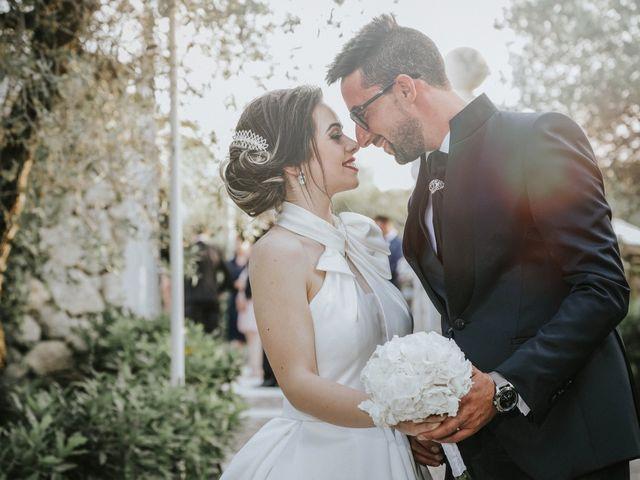 Le nozze di Antonio e Gloria
