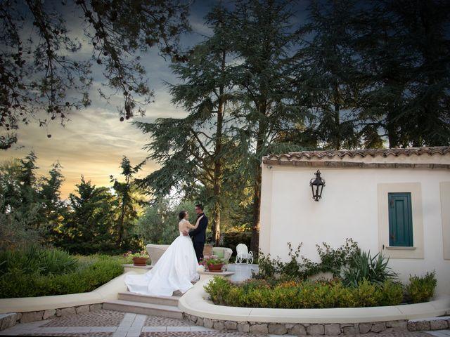Il matrimonio di Gloria e Antonio a Vallelunga Pratameno, Caltanissetta 56