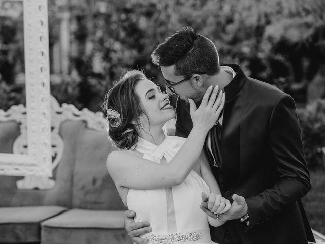 Il matrimonio di Gloria e Antonio a Vallelunga Pratameno, Caltanissetta 57