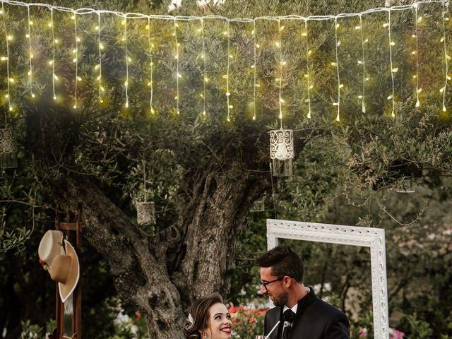 Il matrimonio di Gloria e Antonio a Vallelunga Pratameno, Caltanissetta 58