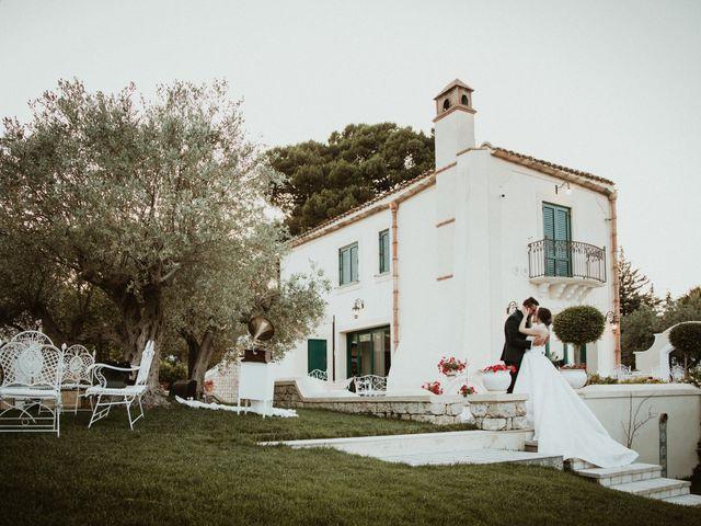 Il matrimonio di Gloria e Antonio a Vallelunga Pratameno, Caltanissetta 62