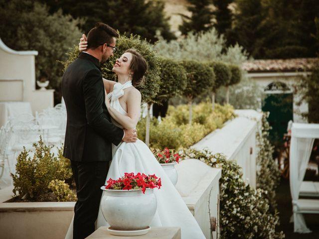 Il matrimonio di Gloria e Antonio a Vallelunga Pratameno, Caltanissetta 63