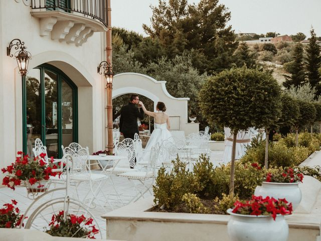 Il matrimonio di Gloria e Antonio a Vallelunga Pratameno, Caltanissetta 64