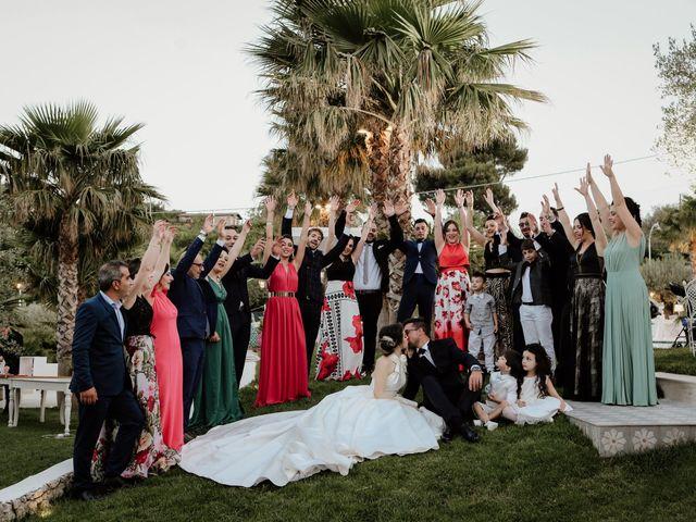 Il matrimonio di Gloria e Antonio a Vallelunga Pratameno, Caltanissetta 66