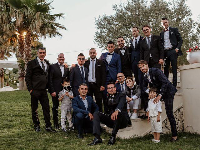 Il matrimonio di Gloria e Antonio a Vallelunga Pratameno, Caltanissetta 68