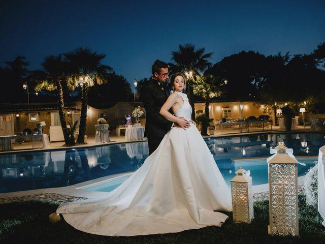 Il matrimonio di Gloria e Antonio a Vallelunga Pratameno, Caltanissetta 70