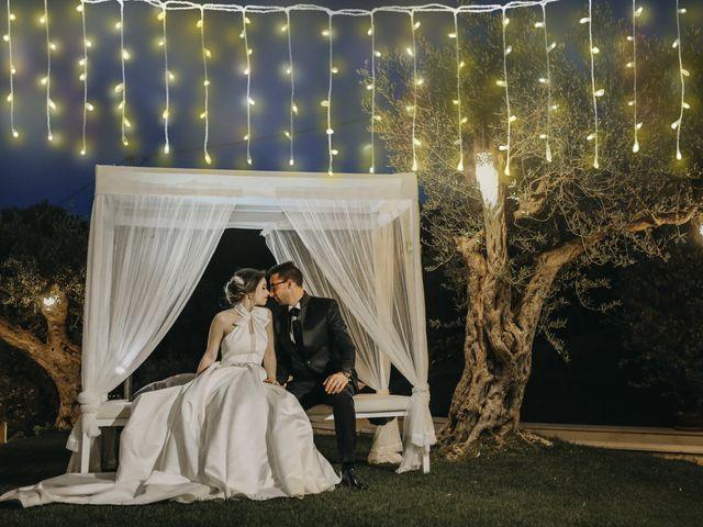 Il matrimonio di Gloria e Antonio a Vallelunga Pratameno, Caltanissetta 72