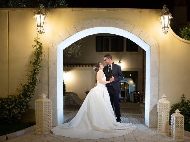 Il matrimonio di Gloria e Antonio a Vallelunga Pratameno, Caltanissetta 74