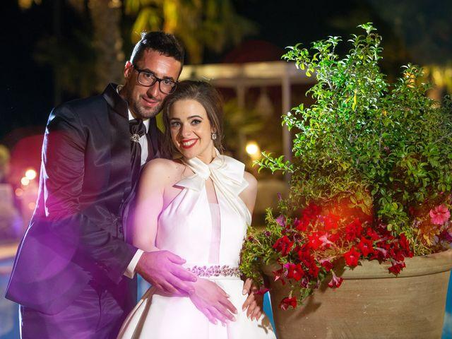 Il matrimonio di Gloria e Antonio a Vallelunga Pratameno, Caltanissetta 75
