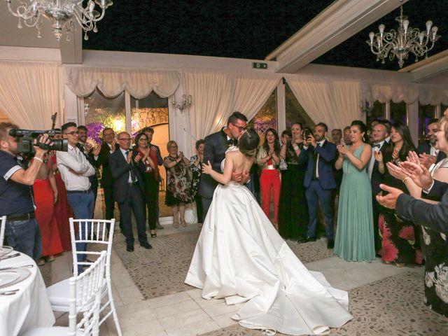 Il matrimonio di Gloria e Antonio a Vallelunga Pratameno, Caltanissetta 77