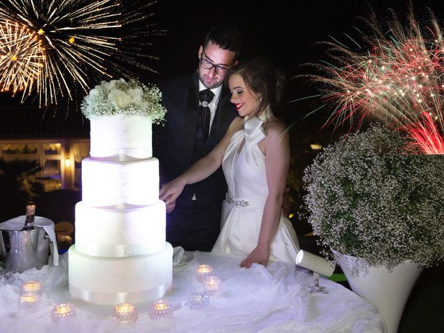 Il matrimonio di Gloria e Antonio a Vallelunga Pratameno, Caltanissetta 78