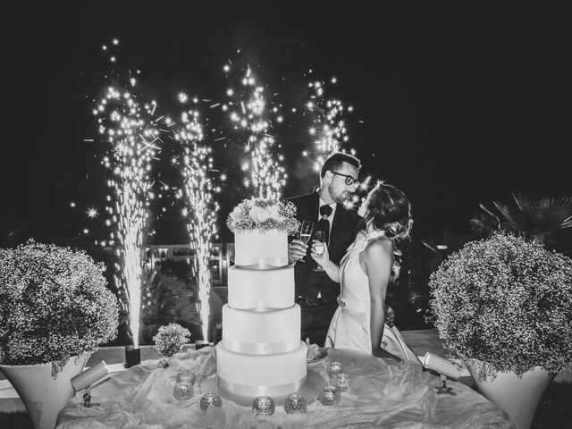 Il matrimonio di Gloria e Antonio a Vallelunga Pratameno, Caltanissetta 79