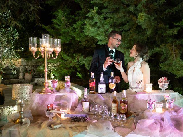 Il matrimonio di Gloria e Antonio a Vallelunga Pratameno, Caltanissetta 80