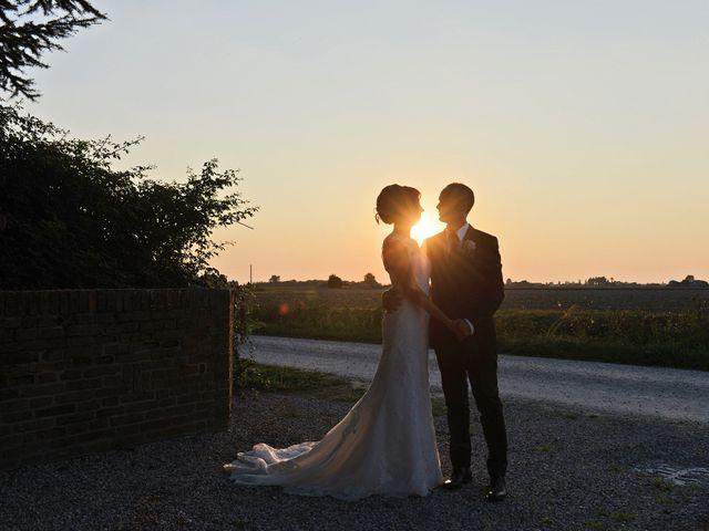 Il matrimonio di Davide e Angela a Jolanda di Savoia, Ferrara 3