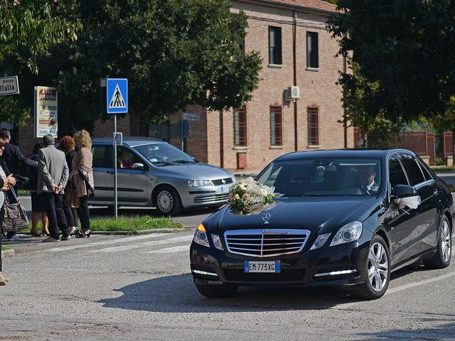 Il matrimonio di Davide e Angela a Jolanda di Savoia, Ferrara 9