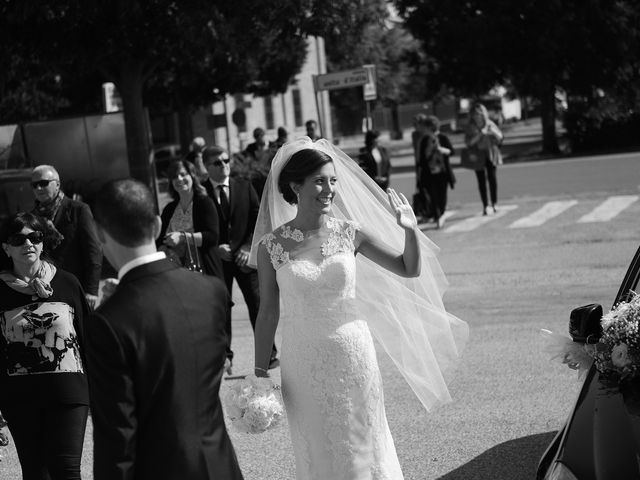 Il matrimonio di Davide e Angela a Jolanda di Savoia, Ferrara 10