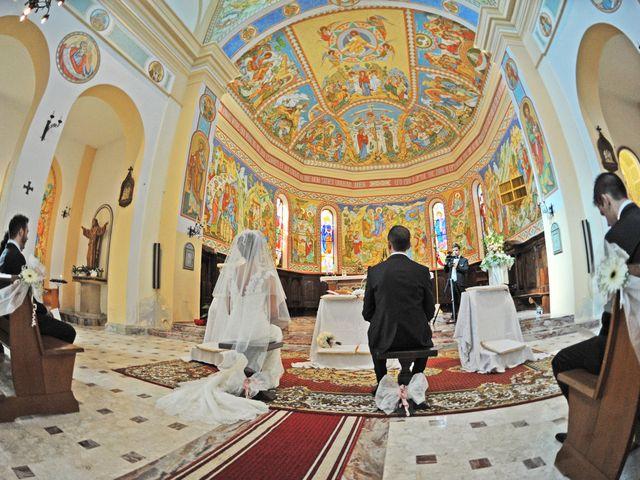 Il matrimonio di Davide e Angela a Jolanda di Savoia, Ferrara 12