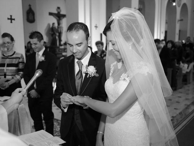 Il matrimonio di Davide e Angela a Jolanda di Savoia, Ferrara 13
