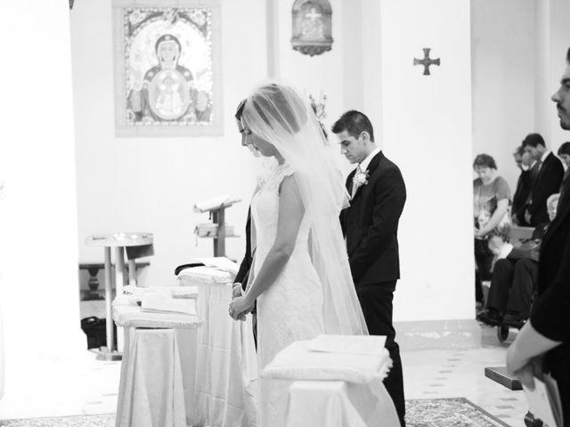 Il matrimonio di Davide e Angela a Jolanda di Savoia, Ferrara 17