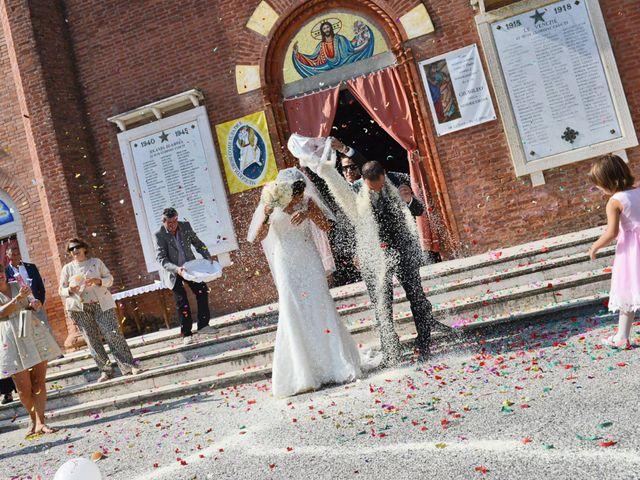 Il matrimonio di Davide e Angela a Jolanda di Savoia, Ferrara 19