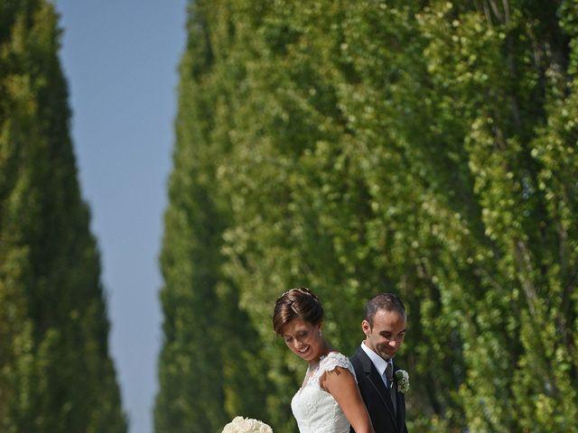 Il matrimonio di Davide e Angela a Jolanda di Savoia, Ferrara 26