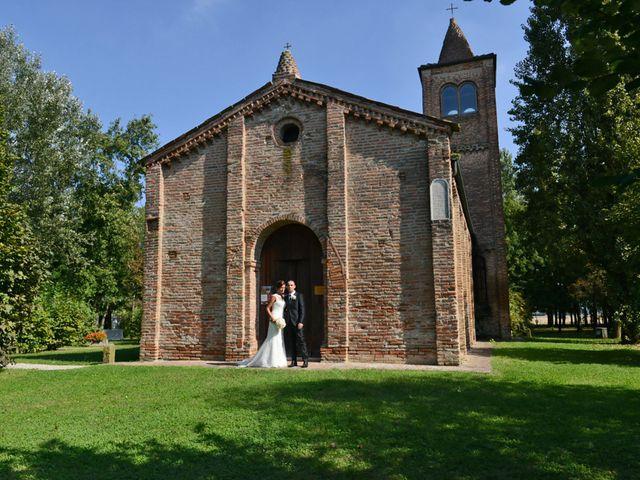 Il matrimonio di Davide e Angela a Jolanda di Savoia, Ferrara 31