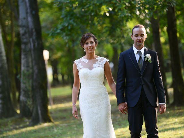 Il matrimonio di Davide e Angela a Jolanda di Savoia, Ferrara 35