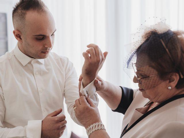 Il matrimonio di Fabrizio e Valentina a Tolentino, Macerata 5
