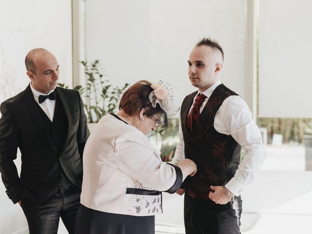 Il matrimonio di Fabrizio e Valentina a Tolentino, Macerata 8