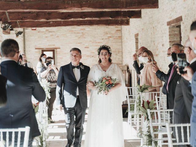 Il matrimonio di Fabrizio e Valentina a Tolentino, Macerata 14