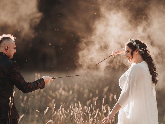 Il matrimonio di Fabrizio e Valentina a Tolentino, Macerata 2