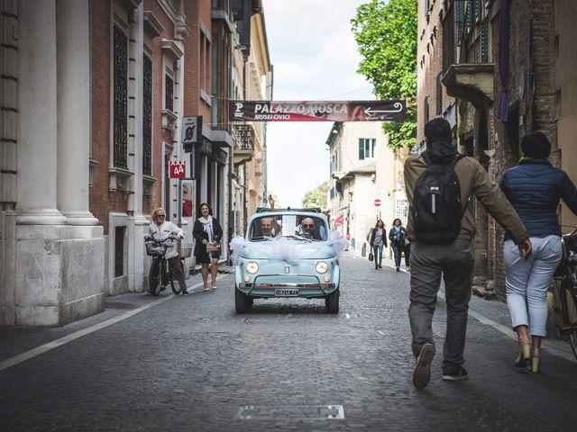 Il matrimonio di Paolo e Giulia a Pesaro, Pesaro - Urbino 26