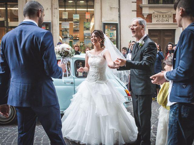 Il matrimonio di Paolo e Giulia a Pesaro, Pesaro - Urbino 27
