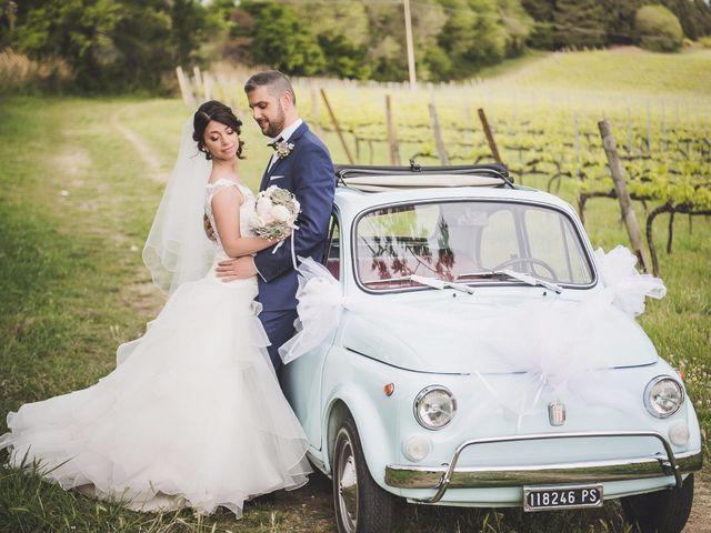 Il matrimonio di Paolo e Giulia a Pesaro, Pesaro - Urbino 52