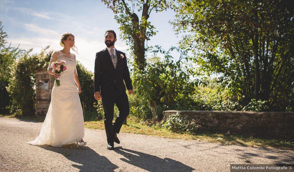 Il matrimonio di Raffa e Manu a Piacenza, Piacenza