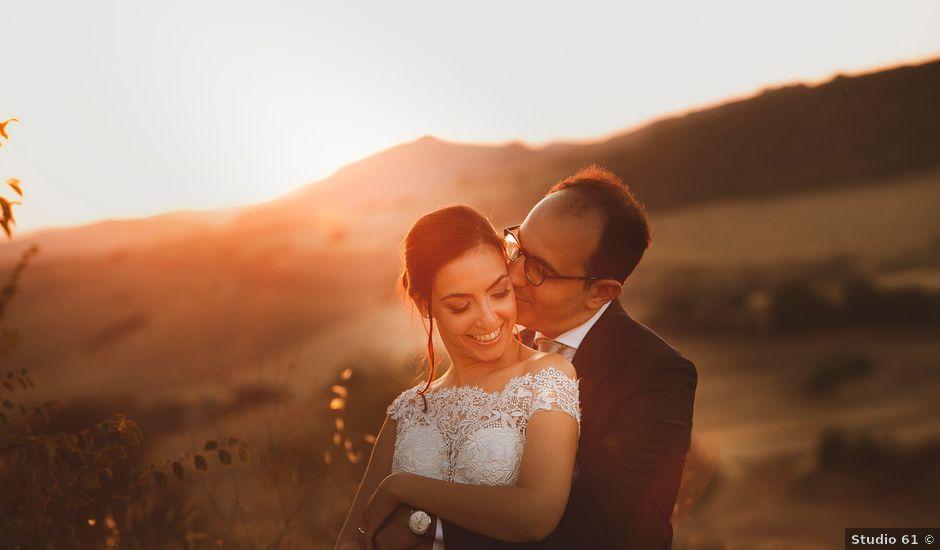 Il matrimonio di Dino e Paola a Enna, Enna