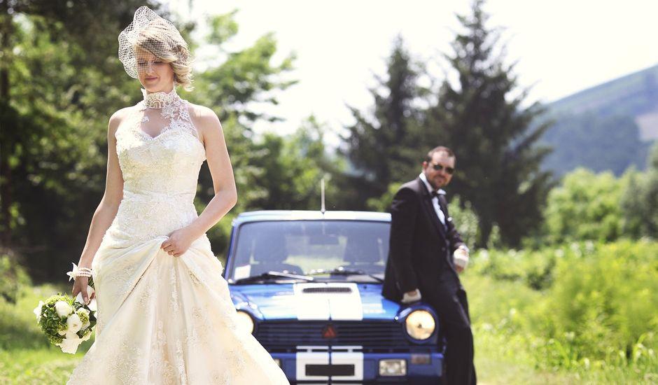 Il matrimonio di Marzia e Fabrizio a Cavour, Torino