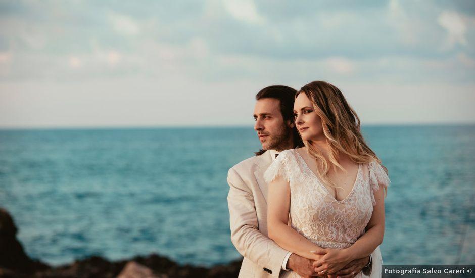 Il matrimonio di Marina e Moreno a Palermo, Palermo