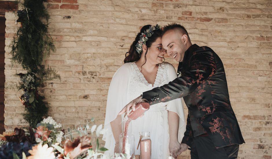 Il matrimonio di Fabrizio e Valentina a Tolentino, Macerata